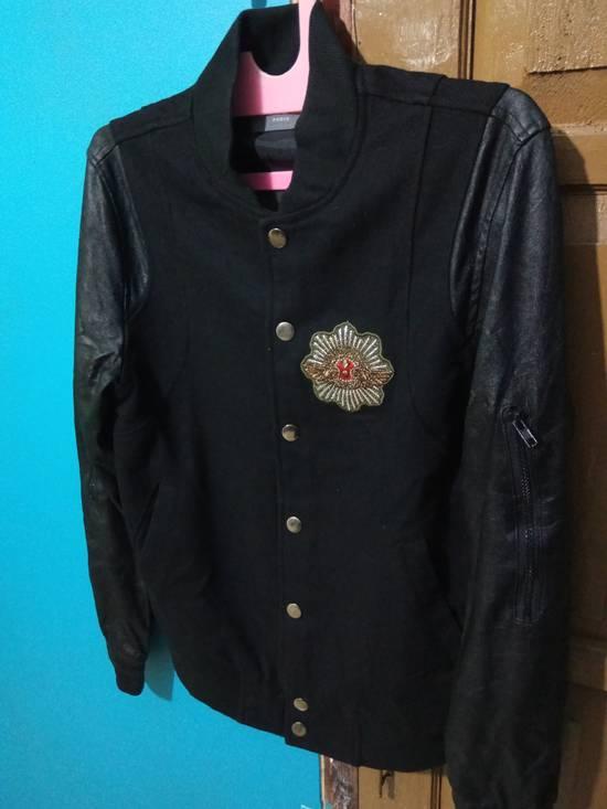 Balmain Authentic Balmain The Count Slim Varsity Jacket Size US L / EU 52-54 / 3 - 1