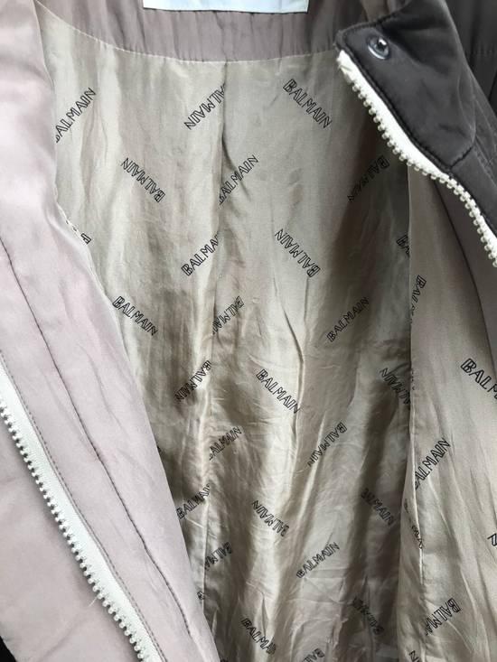 Balmain Balmain Paris Quilted Zipper Jacket Size US S / EU 44-46 / 1 - 5
