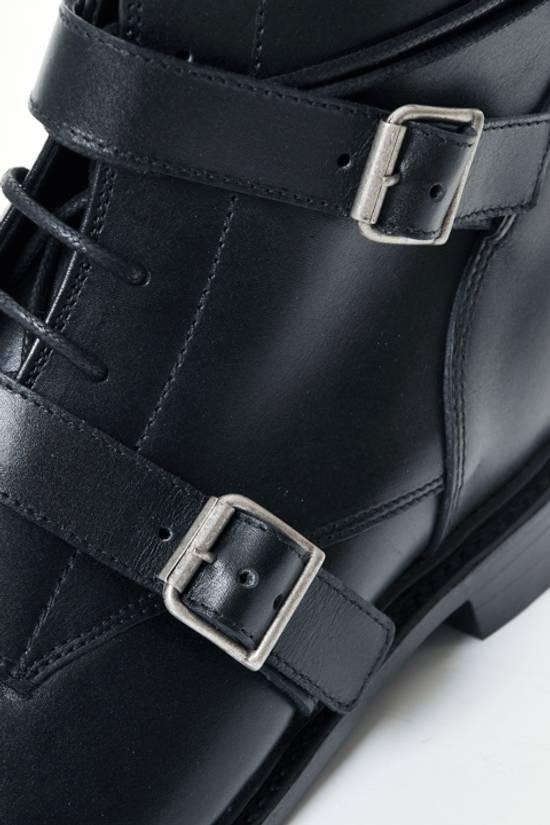 Balmain Buckled Crop Boot Size US 10 / EU 43 - 4