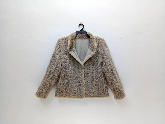 Balmain Vintage Balmain Paris Fur and Silk Reversible Jacket RARE Design Size US L / EU 52-54 / 3