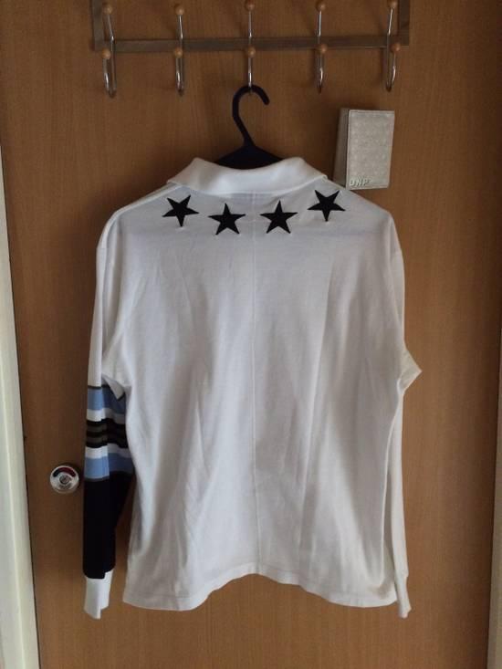 Givenchy Givenchy Long Sleeve Polo T Shirt Size US S / EU 44-46 / 1 - 1