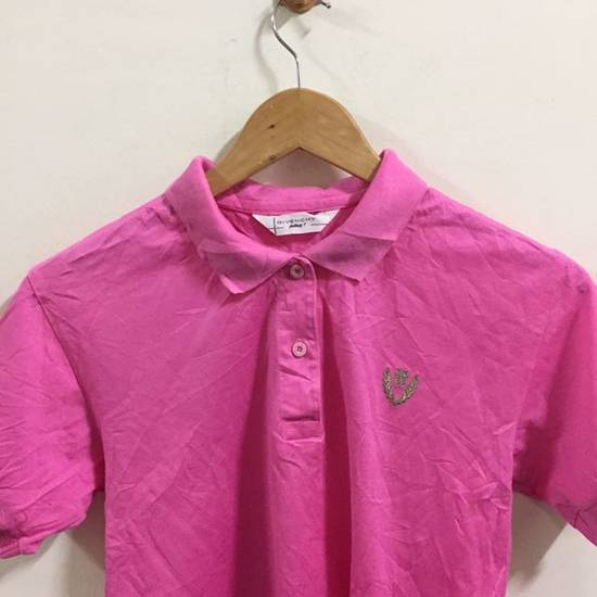 Givenchy Givenchy Polo Shirt Size L Pink S/S Size US L / EU 52-54 / 3 - 1