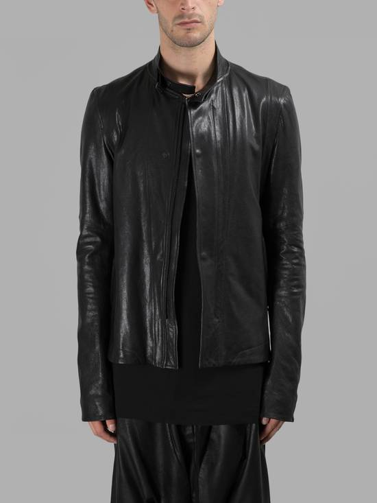 Julius JULIUS_7 Leather Jacket Size 1, EU 44-46, US XS_S Size US S / EU 44-46 / 1 - 2