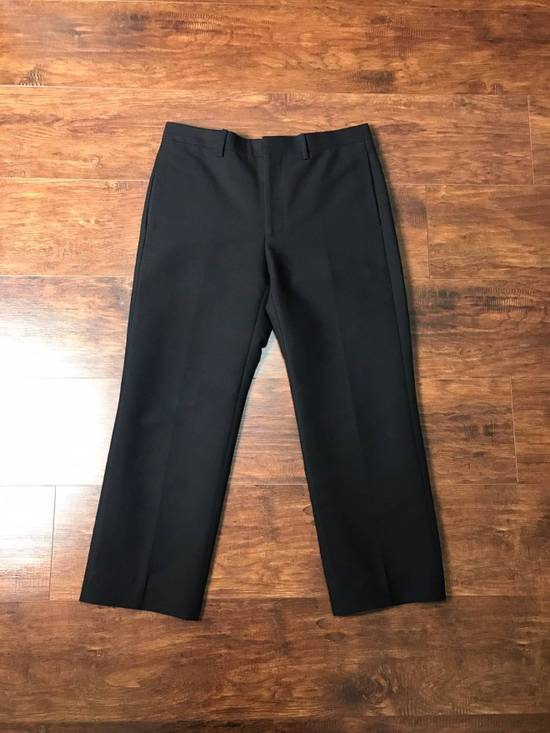 Givenchy F/W 13' Givenchy Runway Cotton Trousers Size US 32 / EU 48
