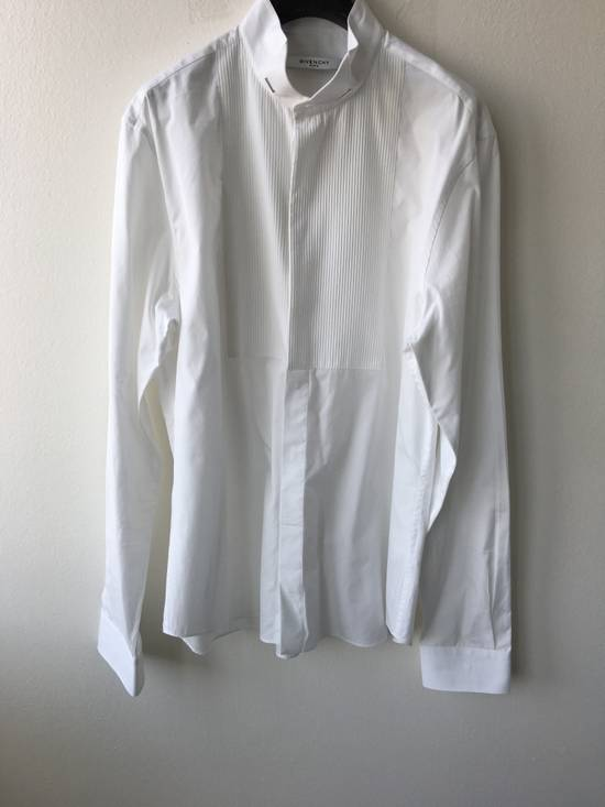 Givenchy White Formal Shirt Size US L / EU 52-54 / 3