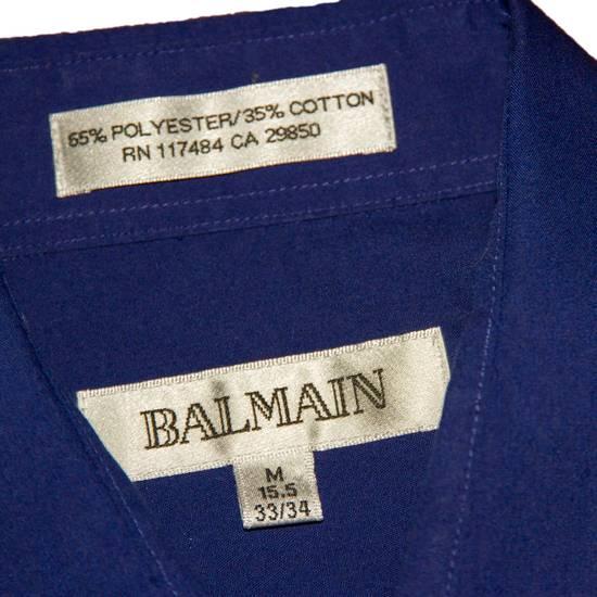 Balmain Vintage Balmain Dress Shirt Size US M / EU 48-50 / 2 - 1