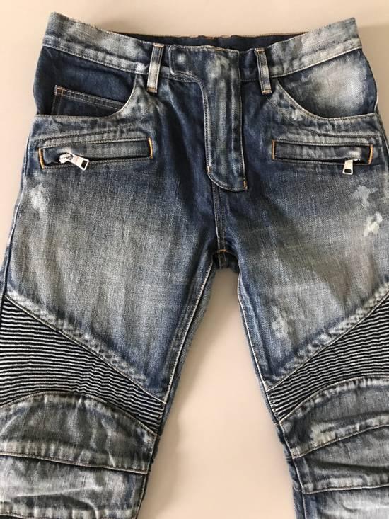 Balmain Balmain Biker Jeans/Size 30 Size US 30 / EU 46 - 3