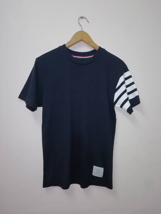 Thom Browne Thom Browne Navy T-Shirt Size US S / EU 44-46 / 1