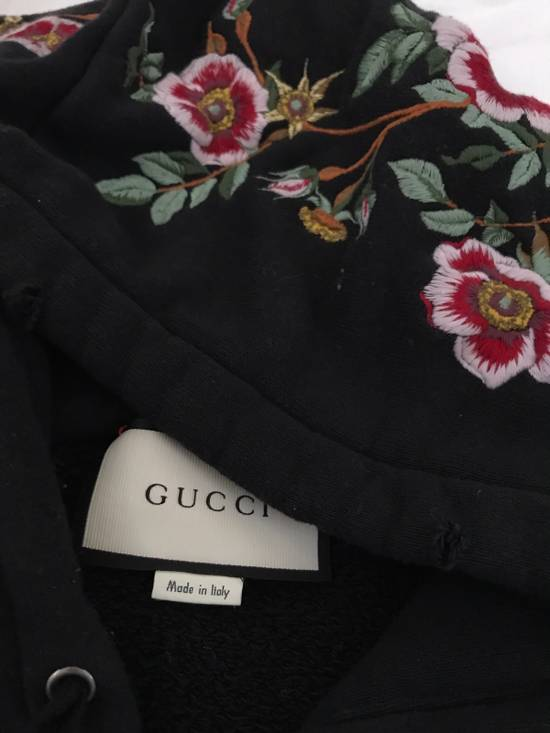 Gucci Gucci Embroidered Hoodie Sz Small Size US S / EU 44-46 / 1 - 1