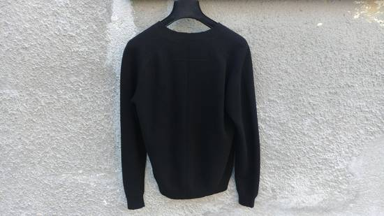 Givenchy Givenchy Destroyed Distressed Wool Slim Fit Rottweiler Knit Sweater Jumper size L (fitted M) Size US M / EU 48-50 / 2 - 9
