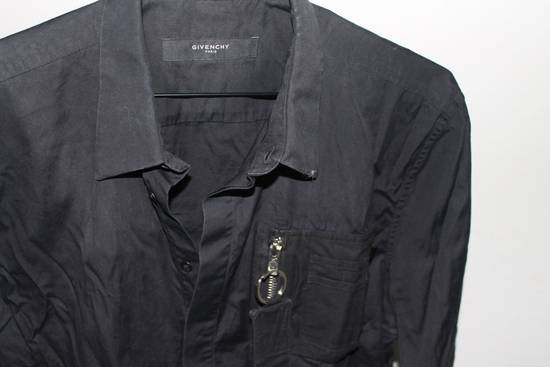 Givenchy Zip detail shirt sz 41 (Medium) Size US M / EU 48-50 / 2 - 1