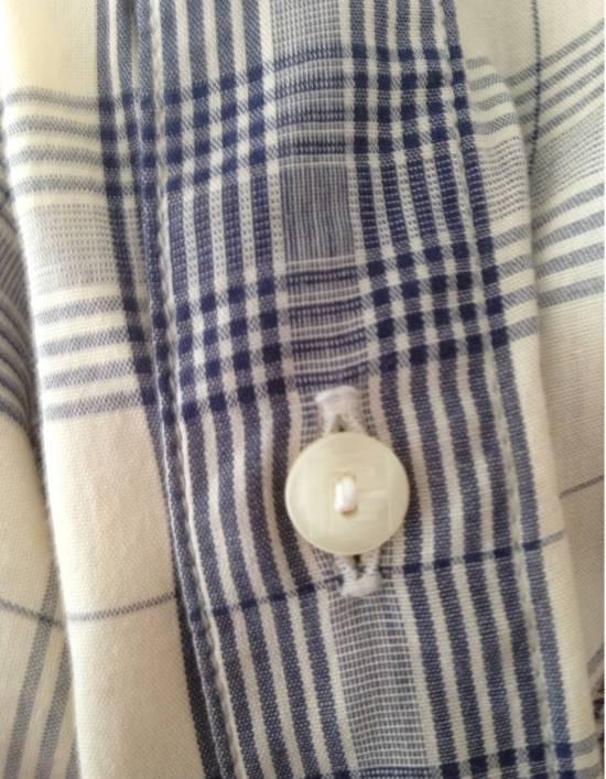 Balmain Vintage Shirt Pierre Balmain Burrbery Motif Authentic Size US M / EU 48-50 / 2 - 1