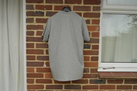 Givenchy Grey Felt Rottweiler T-shirt Size US XXS / EU 40 - 6