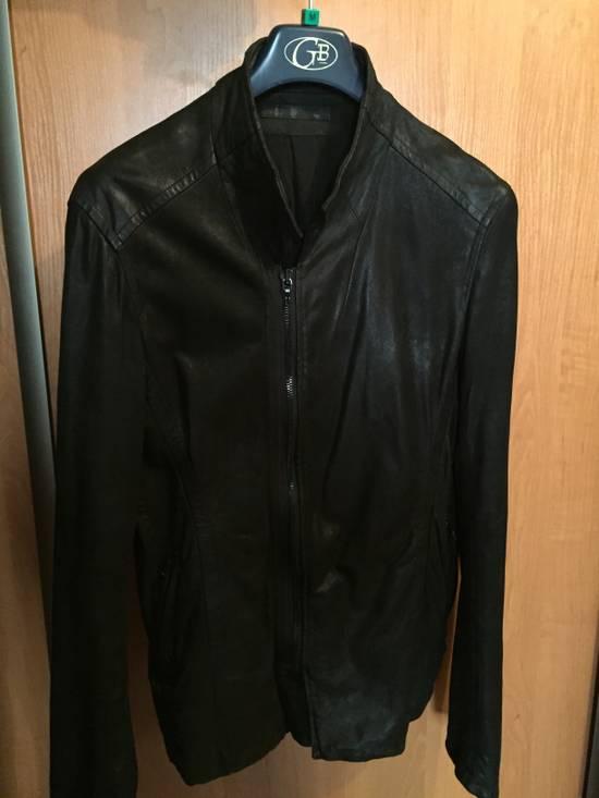 Julius JULIUS Lamb Leather Jacket Size 4 Size US L / EU 52-54 / 3
