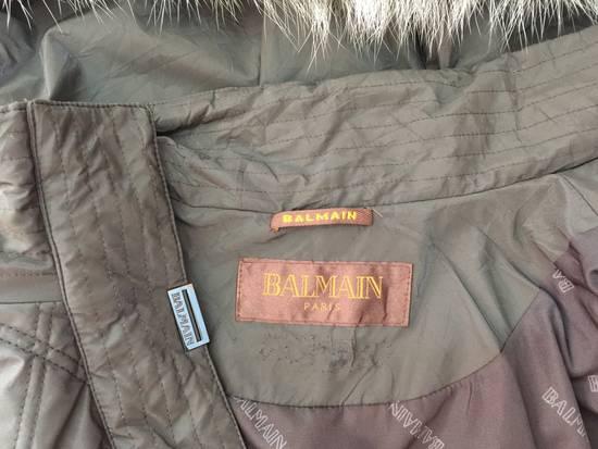 Balmain Fina Drop Before Delete!!..Balmain Paris Quilted Fury Long Jacket Size US M / EU 48-50 / 2 - 8