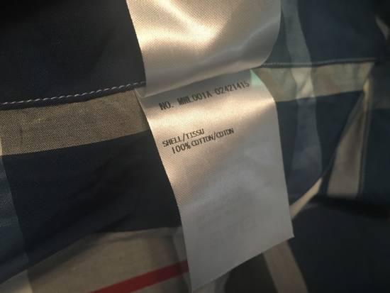 Thom Browne Large Madras Check Poplin Cotton Shirt Size US M / EU 48-50 / 2 - 8