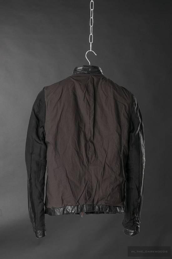 Julius = last drop = 2008SS ram leather jacket Size US M / EU 48-50 / 2 - 8