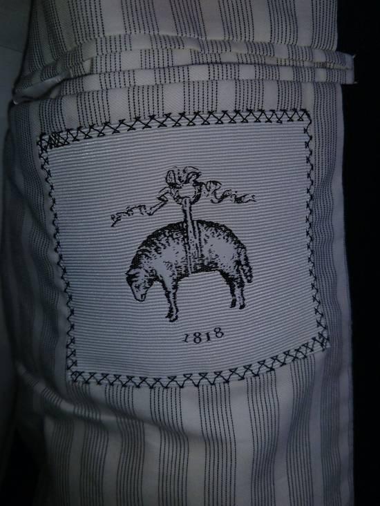 Thom Browne Suit 46 R 40 W NWT $1475 Size 46R - 7