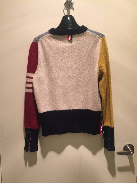 Thom Browne Mohair Wool Funmix Sweater Size US S / EU 44-46 / 1 - 1