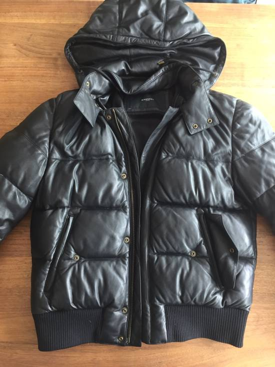 Givenchy Givenchy Down Filled Leather Jacket Size US S / EU 44-46 / 1