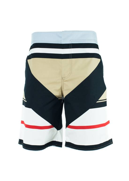 Givenchy Givenchy Men's Beige Multi Color Board Shorts Size US 34 / EU 50