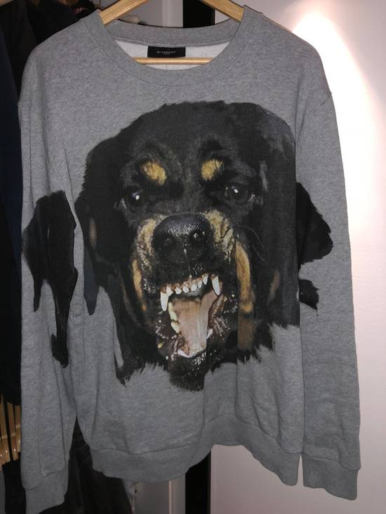 Givenchy Givenchy Rottweiler Grey Sweatshirt Sweater Size L Size US L / EU 52-54 / 3 - 5