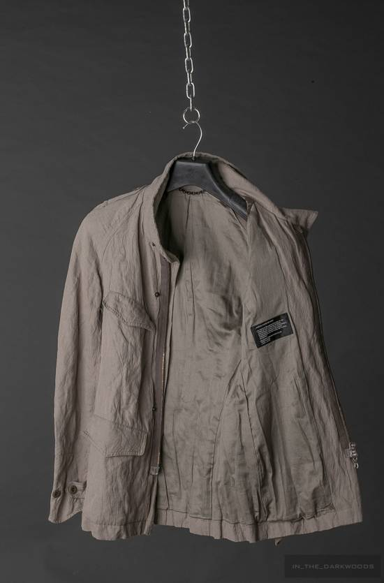 Julius 2007 SS military jacket Size US S / EU 44-46 / 1 - 3