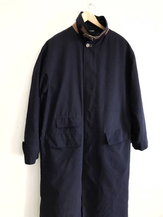 """Givenchy Givenchy Gentleman Trench Coat Jacket Made In Italy Armpit 24.5""""x49"""" Size US L / EU 52-54 / 3 - 1"""