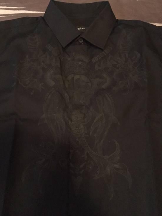 Givenchy Givenchy Print Shirt Size US M / EU 48-50 / 2 - 1