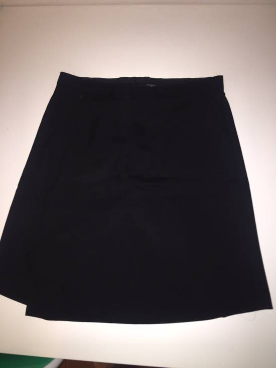 Givenchy GIVENCHY SHORTS WITH PANEL From Fashion Show Size US 33