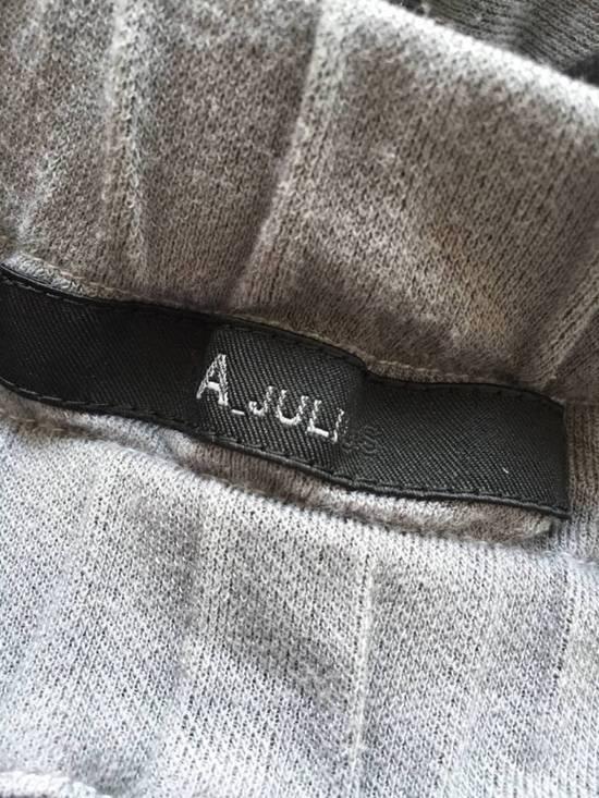 Julius Japan made silk and cotton layered skirted sweatpants Size US 28 / EU 44 - 11