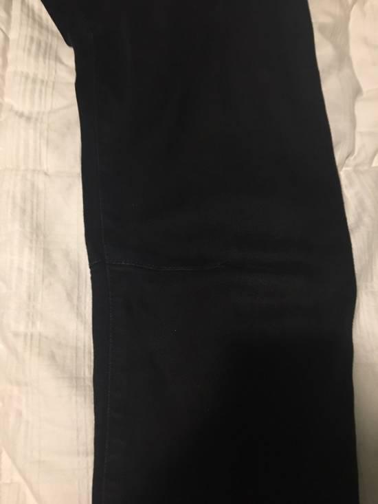 Balmain Balmain Faded Black Skinny Jeans Size US 32 / EU 48 - 3