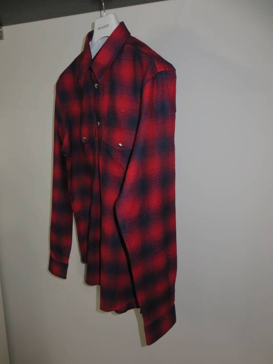Givenchy Flannel check- shirt Size US L / EU 52-54 / 3 - 2