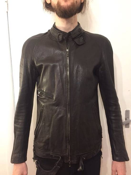Julius gun holster leather jacket Size US S / EU 44-46 / 1 - 7