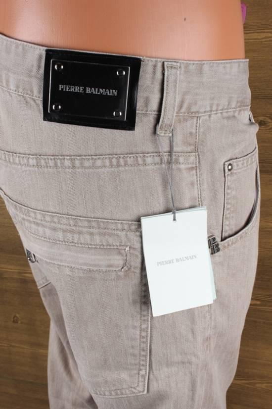 Balmain Biker Style Jeans LAST DROP Size US 34 / EU 50 - 5