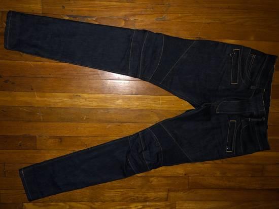 Balmain Balmain Hard Denim Blue Size US 31 - 1