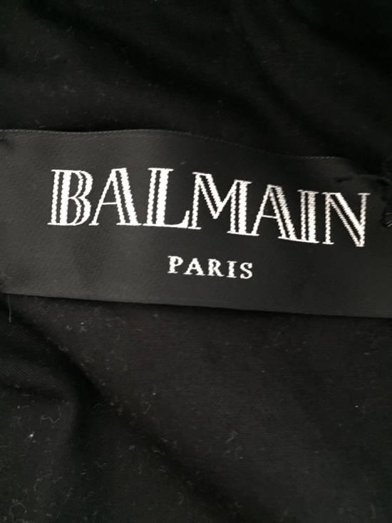 Balmain Balmain Leather Biker Jacket Size US M / EU 48-50 / 2 - 5