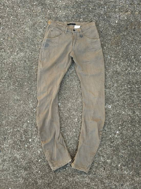Julius SS08 Twist Denim Size US 31