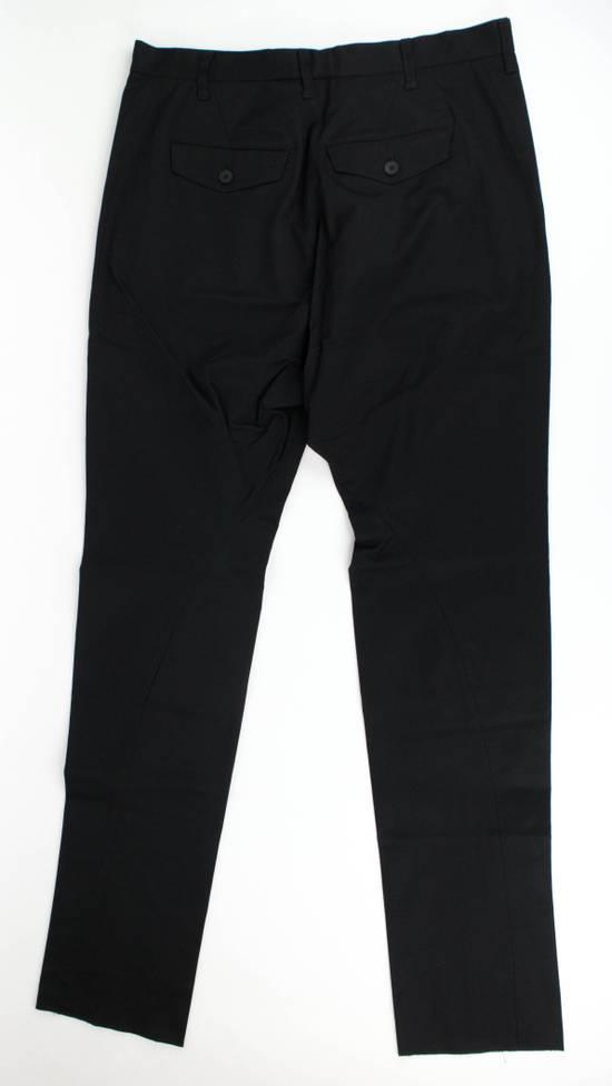 Julius 7 Black Skinny Woven Pants Size M Size US 34 / EU 50 - 3