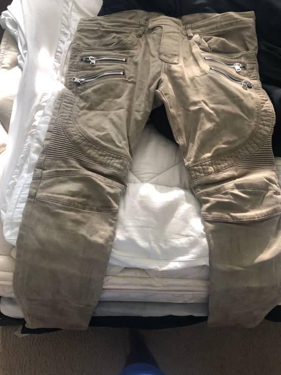 Balmain Balmain Khaki Jeans Size US 36 / EU 52