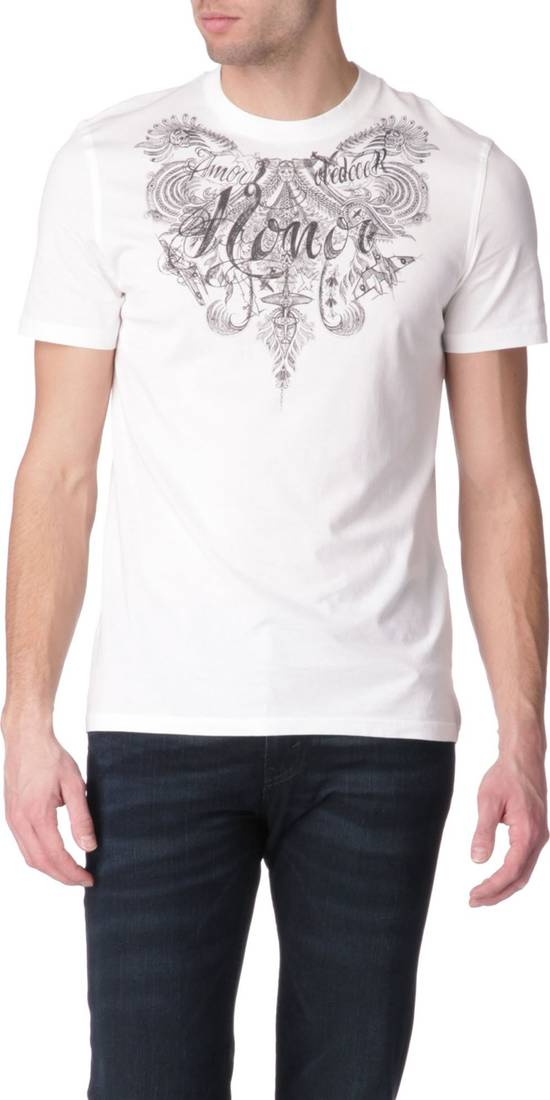 Givenchy $340 Givenchy Tattoo Honor Jersey Rottweiler Madonna Slim Fit T-Shirt size L (M) Size US L / EU 52-54 / 3 - 1
