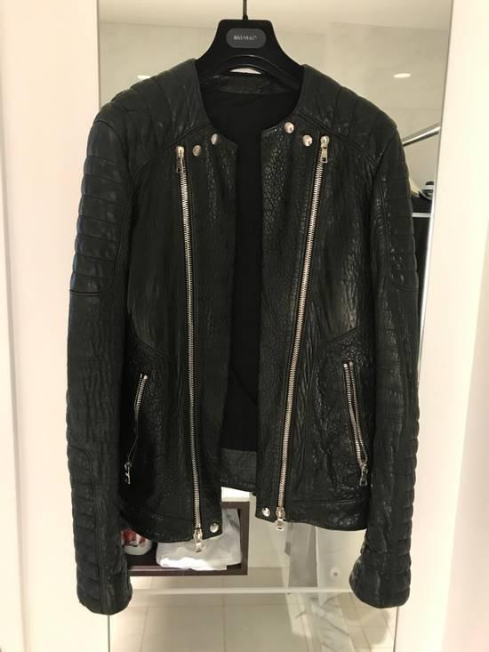 Balmain Balmain SS12 biker jacket Size US L / EU 52-54 / 3