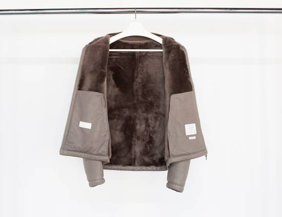 Thom Browne Fur lined hooded shearling jacket Size US M / EU 48-50 / 2 - 3