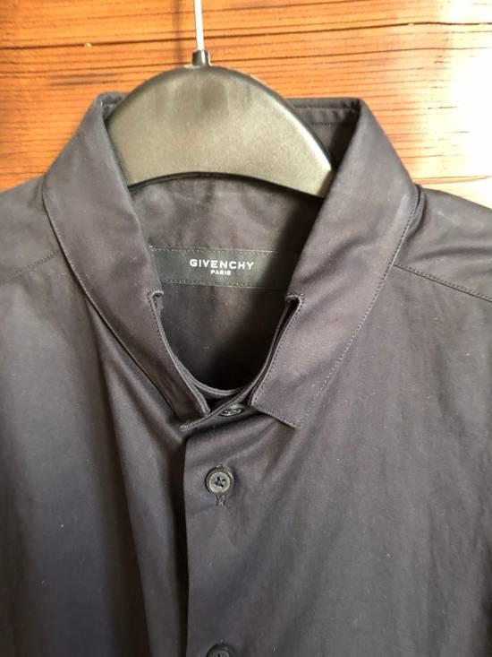 Givenchy Givenchy button down Riccardo tisci Black Slim Collar Size US M / EU 48-50 / 2