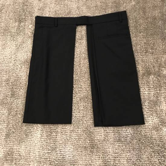 Givenchy Givenchy By Riccardo Tisci Gaberdine Loin Cloth?? Or Flap Skirt. Size US 32 / EU 48 - 1