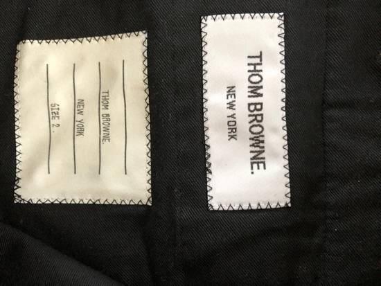 Thom Browne Thom Browne SS17 Cropped Wool Trousers - TB 2 Size US 32 / EU 48 - 4