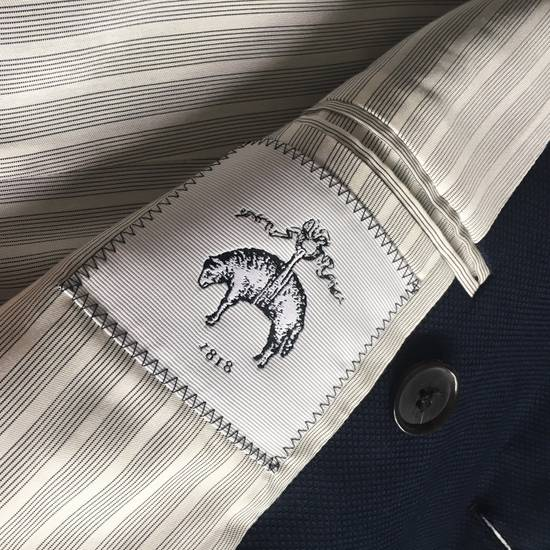 Thom Browne Black Fleece Modern Classic Peacoat Size US XS / EU 42 / 0 - 7