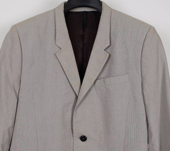 Givenchy Original Givenchy Grey Men Blazer Jacket in size 48 Size US M / EU 48-50 / 2 - 1