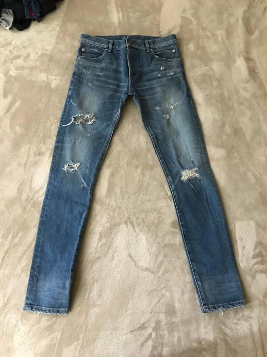 Balmain Balmain Distressed Jeans Size US 30 / EU 46 - 1