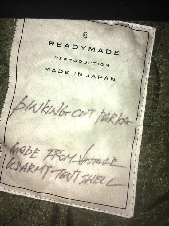 Givenchy Readymade Army Tent Shell Heavy Coat Size US M / EU 48-50 / 2 - 8
